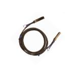 Mellanox Technologies MCP1700-B001E cable infiniBanc 1 m QSFP Negro
