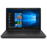 "HP 250 G7 Notebook PC DDR4-SDRAM 39.6 cm (15.6"") 1920 x 1080 pixels 10th gen Intel® Core™ i7 8 GB 256 GB SSD Wi-Fi 5 (802.11ac) Windows 10 Pro Grey"