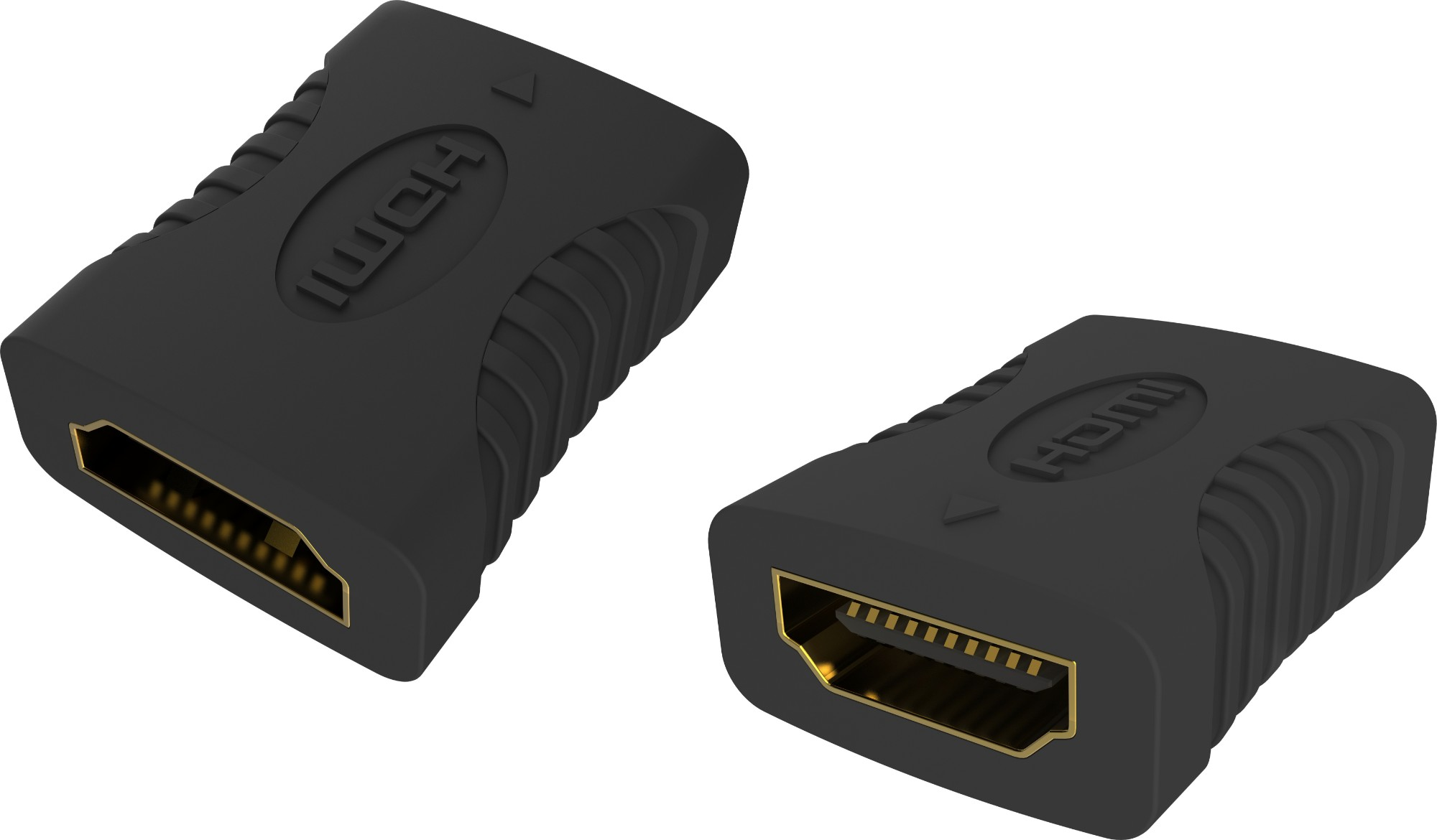 Vision TC-HDMIFF cable interface/gender adapter HDMI-A Black