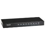 Black Box AVSP-DVI1X8 video splitter DVI 8x DVI-D
