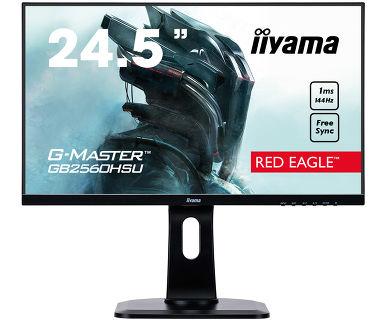 iiyama G-MASTER GB2560HSU-B1 LED display 62.2 cm (24.5