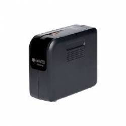 Riello iDialog 600VA sistema de alimentación ininterrumpida (UPS) 360 W 4 salidas AC