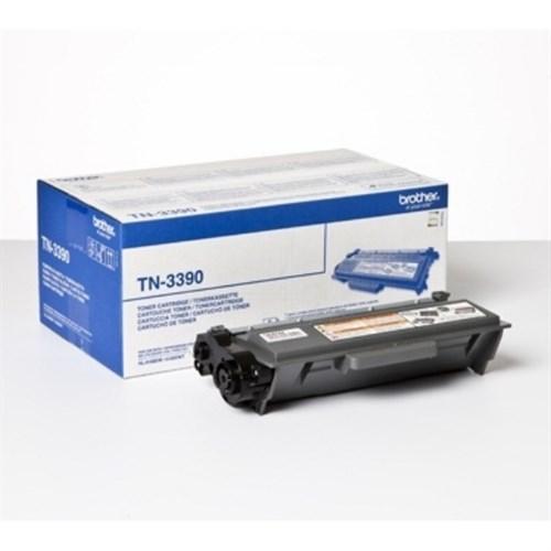 Brother TN3390 Laser Toner black 12000 pages