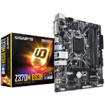 Gigabyte Z370M-DS3H motherboard LGA 1151 (Socket H4) Mini ATX Intel® Z370 Express
