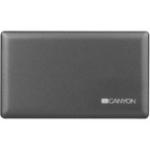 Canyon CNE-CARD2 card reader Black,Silver USB