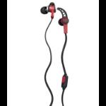 ZAGG Summit Headset In-ear Black,Red