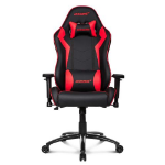 AKRACING Core Series SX Gaming Chair, Black & Red, 5/10 Year Warranty