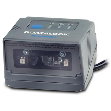 Datalogic Gryphon I GFS4400 2D Lector de códigos de barras fijo Laser Negro