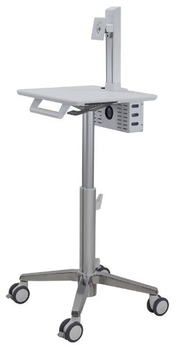 Ergotron SV10-1300-0 desktop sit-stand workplace