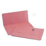 Q-CONNECT Q CONNECT DOCUMENT WALLET FC PINK