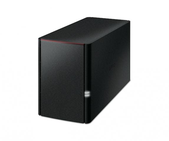 Buffalo LinkStation 220, 6TB Ethernet LAN Zwart Opslagserver