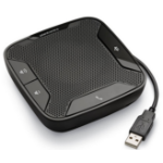 Plantronics Calisto P610-M speakerphone PC Black USB 2.0