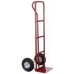 Barton Storage P Handle Sack Truck Red