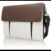 Targus Ultralife Thin Canvas Case - Bæretaske til notebook - 14.1 - knogle hvid - (Lokalt lager - levering