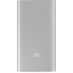 Xiaomi VXN4096GL batería externa Plata Ión de litio 5000 mAh