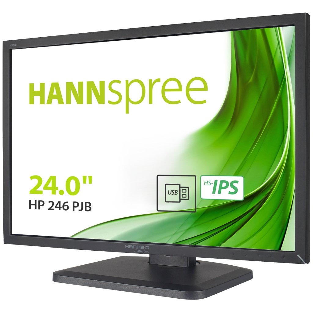 Hannspree HP246PJB LED display 61 cm (24