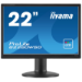"iiyama ProLite B2280WSD-B1 22"" LED Matt Flat Black computer monitor LED display"