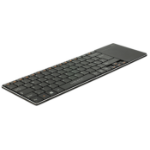 DeLOCK 12454 Micro-USB Black mobile device keyboard