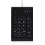 V7 USB Numeric Keypad KP1019-USB-4EB