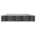 QNAP TES-1885U-D1521-8GR 120TB 12x10TB Seagate Exos 12 Bay NAS Rackmount