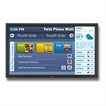 "NEC MultiSync V423-TM - 42"" Full HD LED Optical Camera Touch Screen Display"