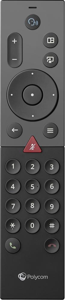POLY 2201-52885-001 mando a distancia Bluetooth Botones