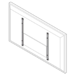 Chief FHB3037 flat panel mount accessory