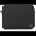 "DELL 460-BBRX notebook case 38.1 cm (15"") Sleeve case Black"