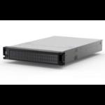 Netgear ReadyNAS 4312X Ethernet LAN Rack (2U) Black NAS