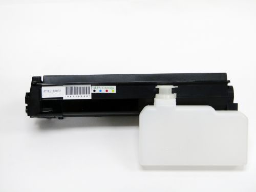 Remanufactured Kyocera TK550K Black Toner Cartridge