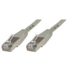 Microconnect Cat5e 0.5m 0.5m Grey networking cable