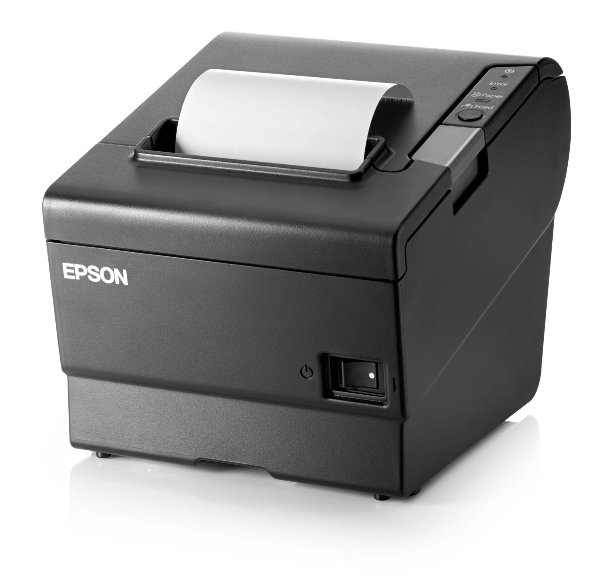 hp epson tm88v serialusb printer servertekcouk