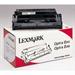 Lexmark 13T0101 Toner black, 6K pages