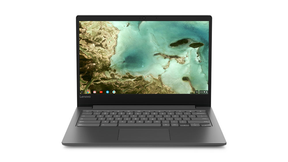 "Lenovo S330 LPDDR3-SDRAM Chromebook 35.6 cm (14"") 1920 x 1080 pixels 4 GB 64 GB eMMC Wi-Fi 5 (802.11ac) Chrome OS Black"