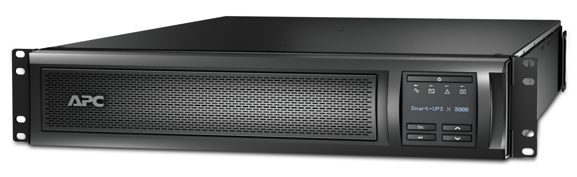 APC Smart-UPS Line-Interactive 3000 VA 2700 W 9 AC outlet(s)