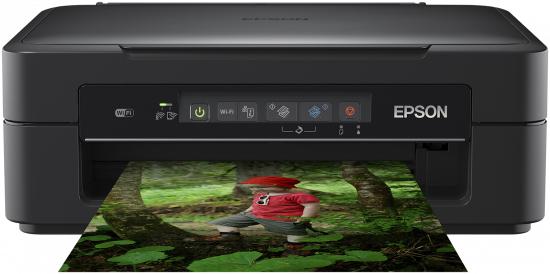 Epson Expression Home XP-255 Inkjet 27 ppm 5760 x 1440 DPI A4 Wi-Fi