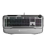 ROCCAT Horde Aimo keyboard USB QWERTY UK International Black
