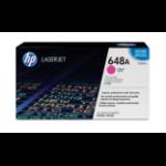 HP 648A Origineel Magenta 1 stuk(s)
