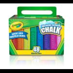 Crayola 48ct Sidewalk chalk writing chalk