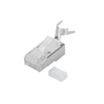 ASSMANN Electronic AK-219604 Transparant kabel-connector