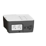 C2G 80843 800VA Grey,White uninterruptible power supply (UPS)