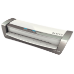 Leitz iLAM Office Pro Hot laminator 500 mm/min Silver,White