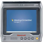 "Intermec CV31A handheld mobile computer 16.5 cm (6.5"") 640 x 480 pixels Touchscreen 1.65 kg Black, Grey"