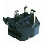 Cisco CP-PWR-CORD-UK= power cable Black C13 coupler