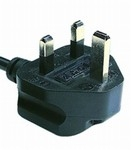 Cisco CP-PWR-CORD-UK= power cable Black 2.5 m C13 coupler BS 1363