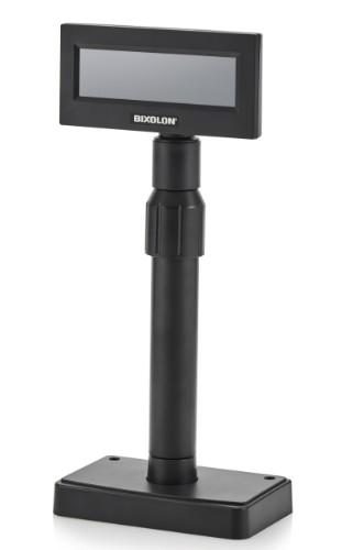 Bixolon BCD-2000 120 digits Black USB 2.0