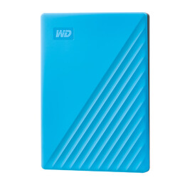 Western Digital My Passport external hard drive 4000 GB Blue