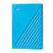 Western Digital My Passport disco duro externo 4000 GB Azul