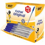 BIC Cristal Blue Stick ballpoint pen Medium 100 pc(s)
