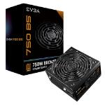 EVGA 220-B5-0750-V3 power supply unit 750 W 20+4 pin ATX ATX Black